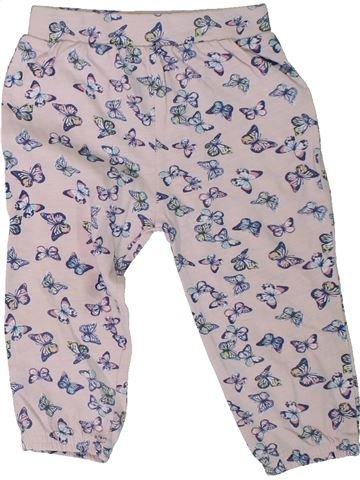 Legging niña M&CO gris 9 meses verano #1309488_1