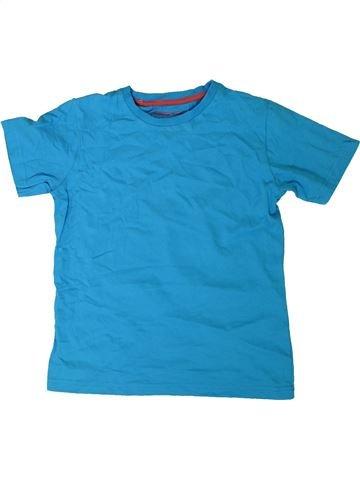 Camiseta de manga corta niño TRUE DUDES azul 7 años verano #1309596_1