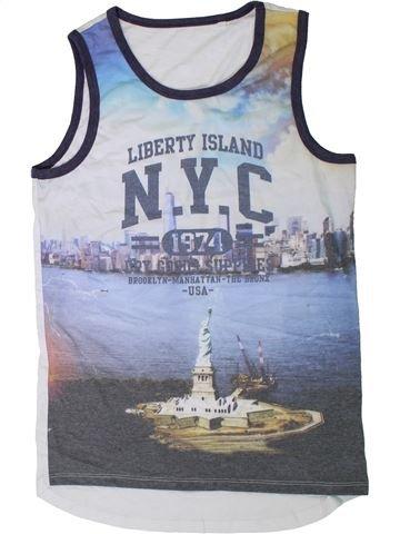 Top - Camiseta de tirantes niño NEXT gris 12 años verano #1309599_1