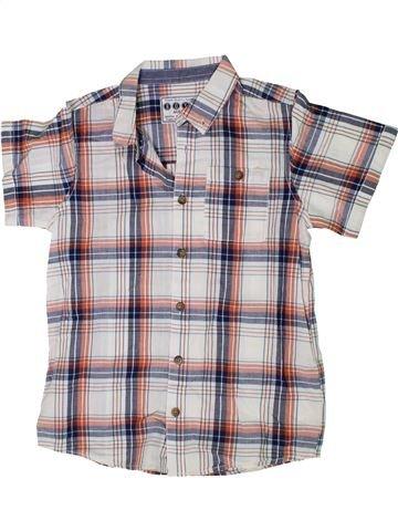 Chemise manches courtes garçon BOYS gris 9 ans été #1309606_1
