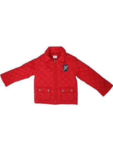 Chaqueta niño AMORE BEBE rojo 2 años invierno #1309894_1