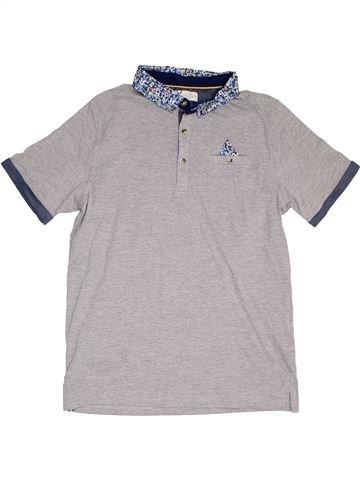 Camiseta de manga corta niño MARYLE BONE LONDON gris 14 años verano #1310037_1