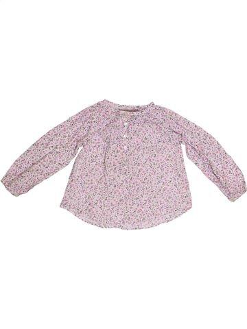 Blusa de manga larga niña PRIMARK rosa 2 años invierno #1310274_1