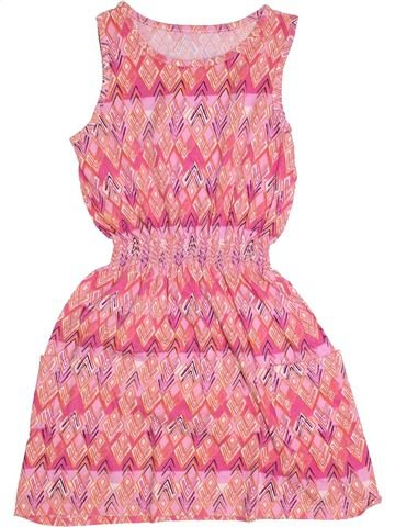 Vestido niña DUNNES STORES rosa 11 años verano #1310459_1