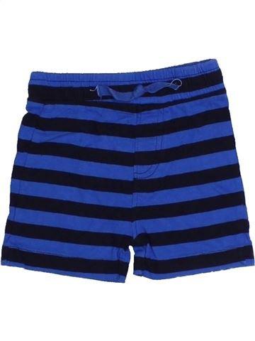 Short-Bermudas niño BABY azul 6 meses verano #1310472_1