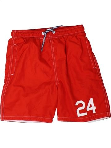 Bañador niño F&F rojo 9 años verano #1310484_1