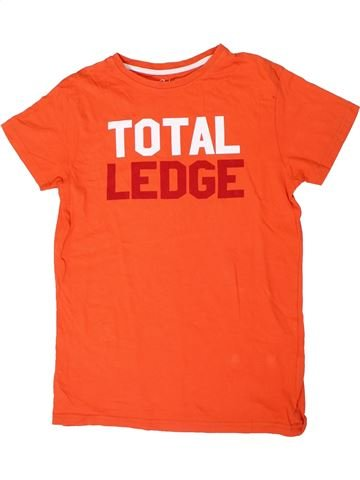 Camiseta de manga corta niño PRIMARK naranja 12 años verano #1310519_1