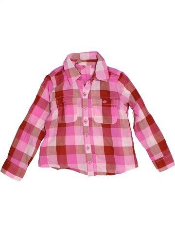 Blusa de manga larga niña NEXT rosa 4 años invierno #1310527_1