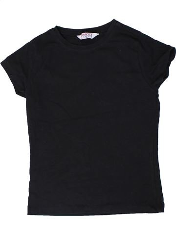 Camiseta de manga corta niña SKINNI MINNI negro 9 años verano #1310545_1
