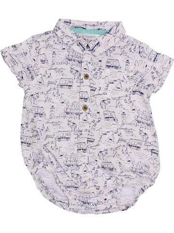 Camisa de manga corta niño NEXT blanco 12 meses verano #1310784_1