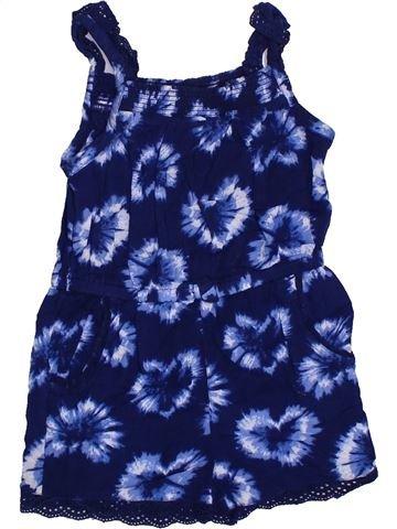 Combinación corta niña GEORGE azul 3 años verano #1310884_1