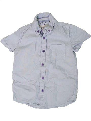 Camisa de manga corta niño RIVER ISLAND violeta 4 años verano #1310919_1