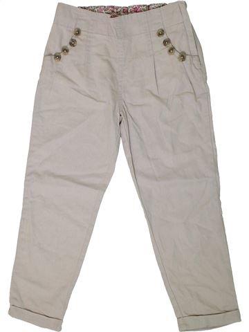 Pantalón niña TU gris 8 años verano #1310933_1