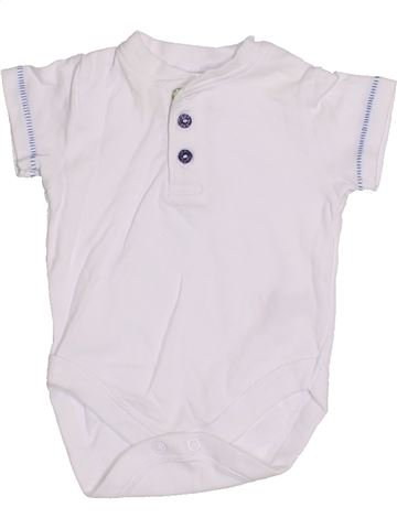 Camiseta de manga corta niño NEXT blanco 3 meses verano #1311010_1