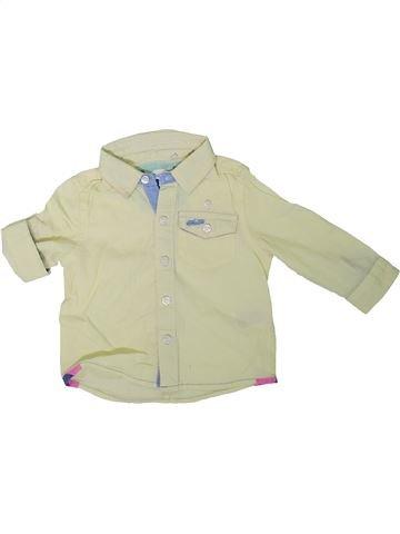 Camisa de manga larga niño NEXT beige 6 meses invierno #1311064_1