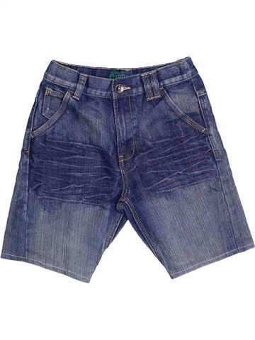 Short-Bermudas niño GEORGE azul 9 años verano #1311116_1