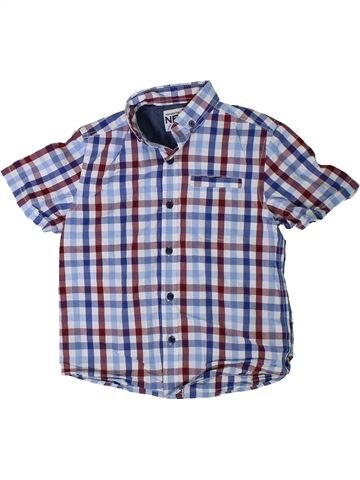 Camisa de manga corta niño NEXT gris 5 años verano #1311144_1