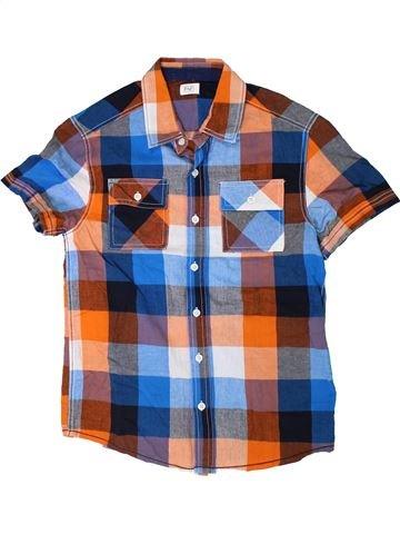 Camisa de manga corta niño F&F violeta 11 años verano #1311261_1
