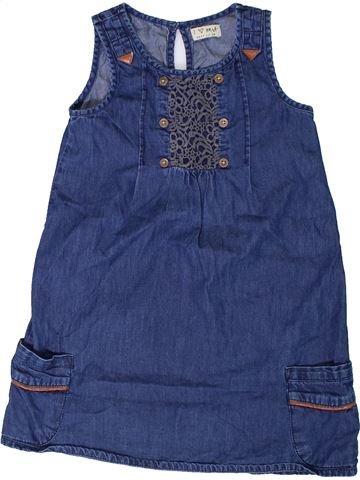 Vestido niña NEXT azul 5 años verano #1311282_1