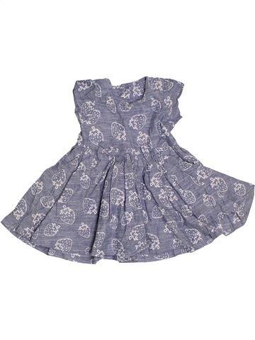 Vestido niña MATALAN gris 18 meses verano #1311299_1