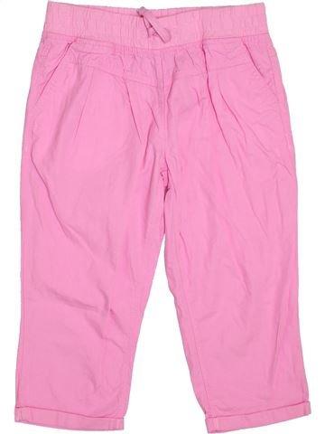 Pantalón corto niña NEXT rosa 10 años verano #1311301_1