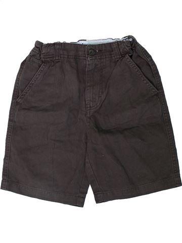 Short-Bermudas niño MARKS & SPENCER marrón 6 años verano #1311357_1