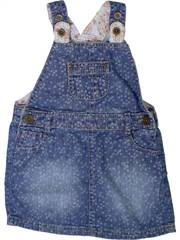 Vestido niña F&F azul 18 meses verano #1311361_1