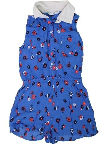 Combinación corta niña MARKS & SPENCER azul 7 años verano #1311370_1