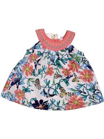 Vestido niña BABY rosa 3 meses verano #1311388_1