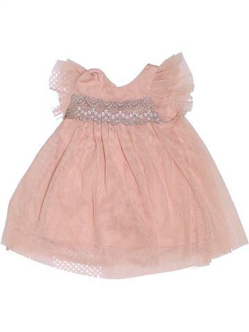 Vestido niña NEXT rosa 6 meses verano #1311411_1