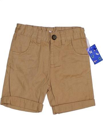 Short-Bermudas niño NUTMEG marrón 3 años verano #1311455_1