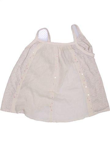 Camiseta sin mangas niña NEXT blanco 7 años verano #1311499_1
