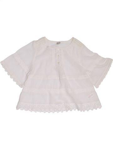 Blusa de manga corta niña TU blanco 7 años verano #1311524_1