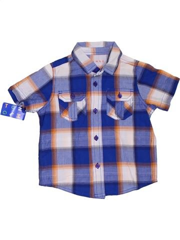 Camisa de manga corta niño NUTMEG violeta 3 años verano #1311546_1