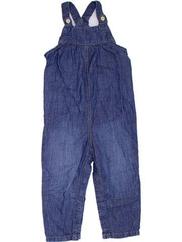 Mono niña H&M azul 18 meses verano #1311581_1