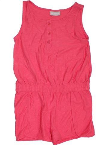 Combinación corta niña I LOVE GIRLSWEAR rosa 7 años verano #1311605_1
