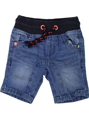 Short-Bermudas niño NEXT azul 6 meses verano #1311616_1