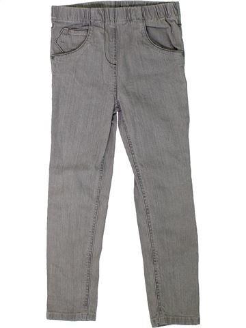 Pantalón niña TU gris 7 años verano #1311621_1