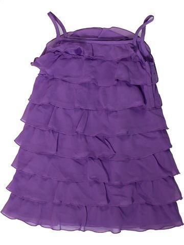 Vestido niña H&M violeta 5 años verano #1311634_1