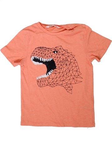 Camiseta de manga corta niño H&M naranja 6 años verano #1311660_1