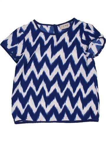 Blusa de manga corta niña NEXT azul 6 años verano #1311661_1