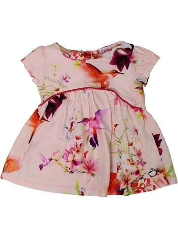 Camiseta de manga corta niña TED BAKER rosa 18 meses verano #1311680_1