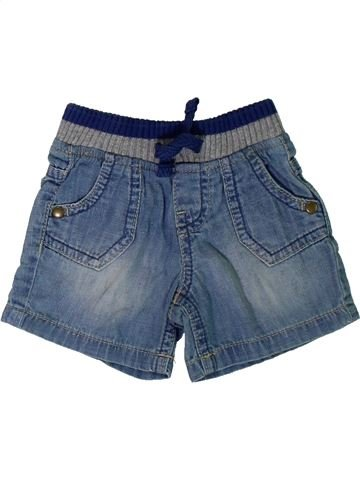 Short-Bermudas niño F&F azul 1 mes verano #1311720_1