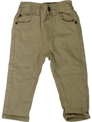 Pantalón niño PRIMARK marrón 18 meses verano #1311763_1