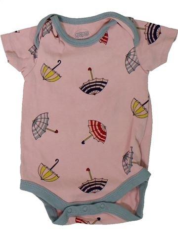 Camiseta de manga corta unisex MAMAS & PAPAS gris 3 meses verano #1311777_1
