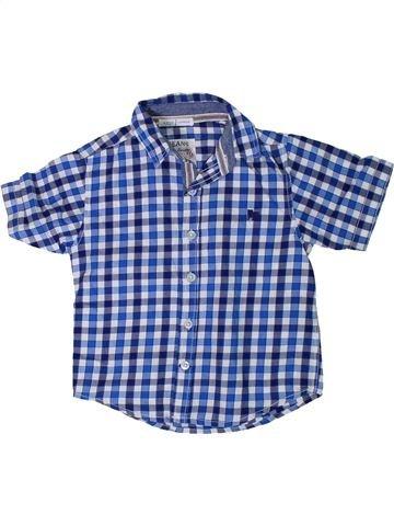 Camisa de manga corta niño JASPER CONRAN azul 4 años verano #1311802_1