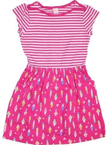 Vestido niña GYMBOREE rosa 8 años verano #1311803_1