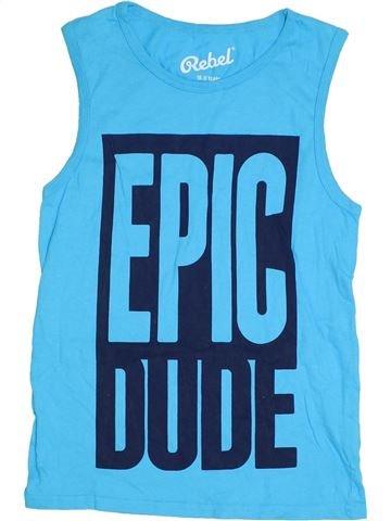 Top - Camiseta de tirantes niño PRIMARK azul 11 años verano #1311827_1
