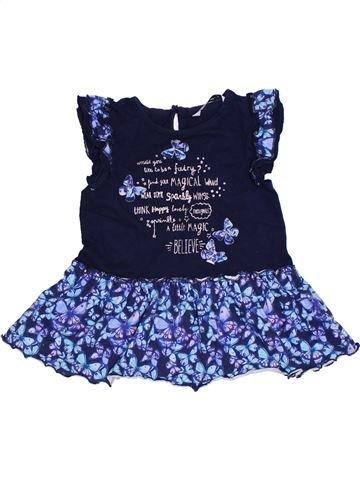 Vestido niña GEORGE azul 3 años verano #1311842_1