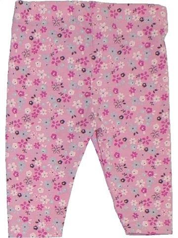 Legging niña TU rosa 3 meses verano #1311850_1